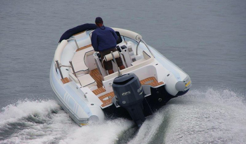 Gommone LX Serie 650, foto 7, Copyright © Novurania of America, Inc.